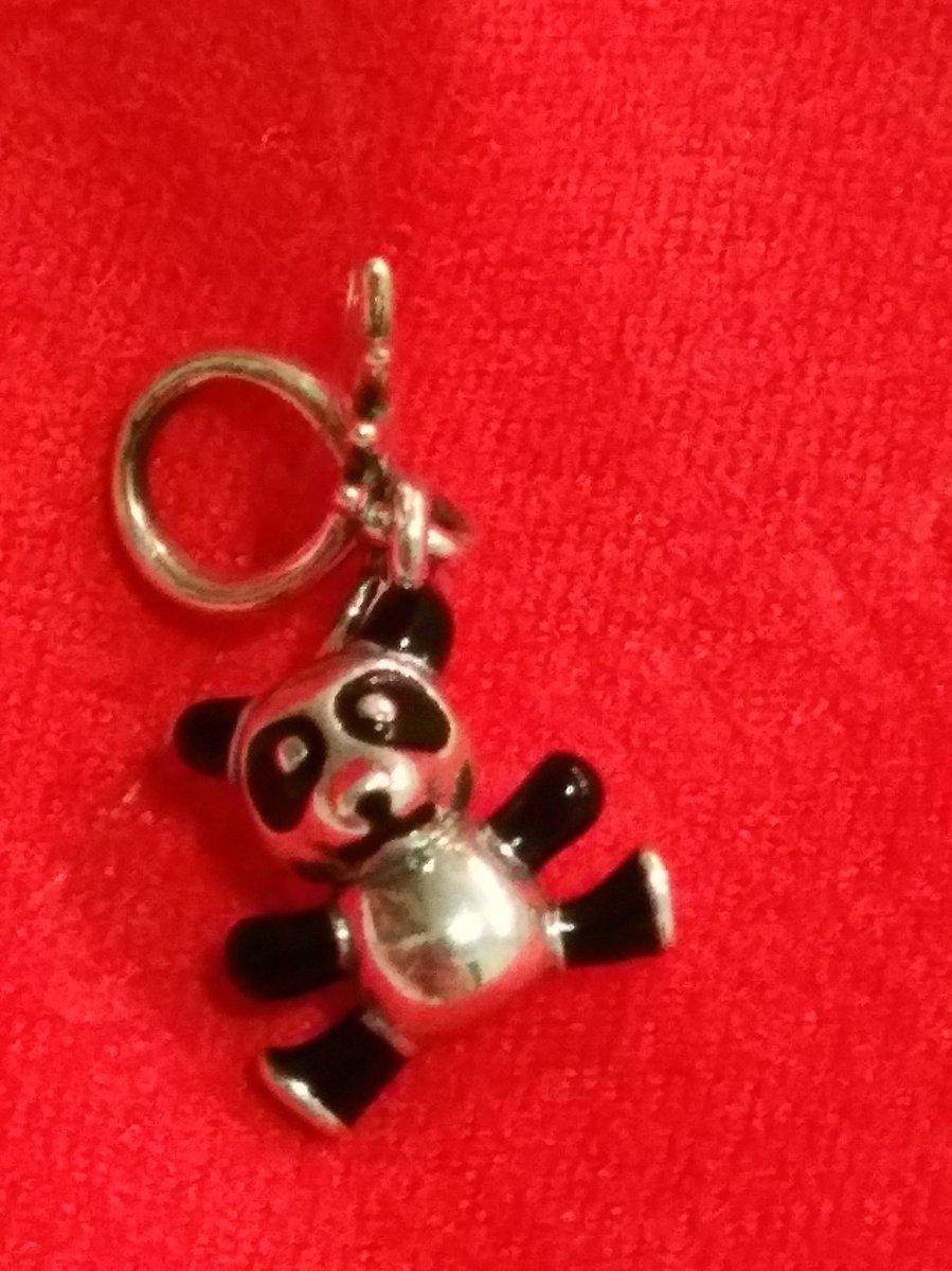 Подвеска панда