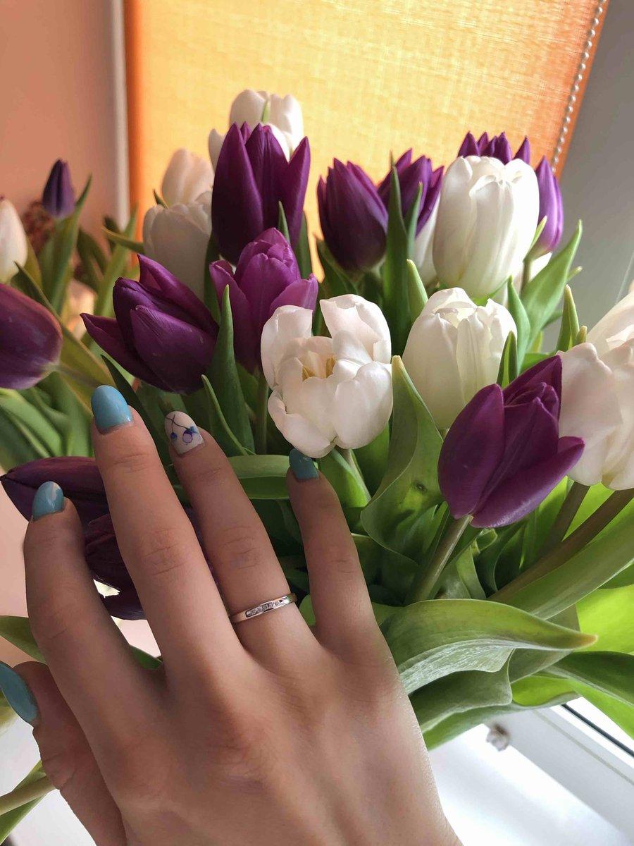 Очень красивое обручальное кольцо!