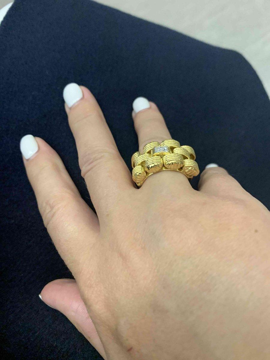 Купила! чудесное кольцо!