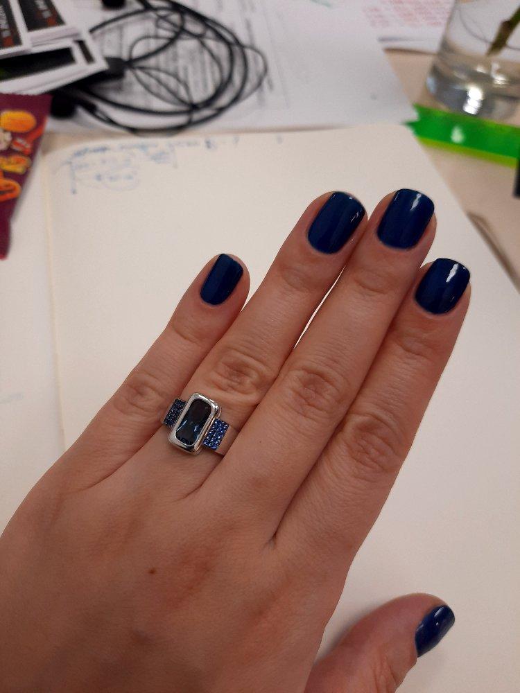 """Прекрасное кольцо в стиле """"хозяйки мафии"""""""