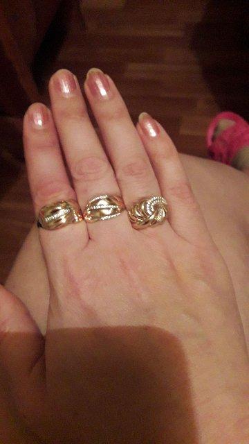 Супер!!!! шикарные кольца