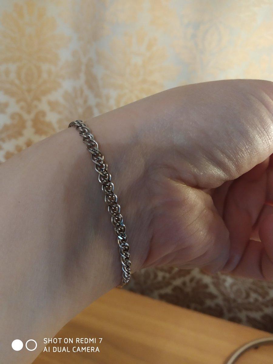 Простой, но очень изысканный браслетик