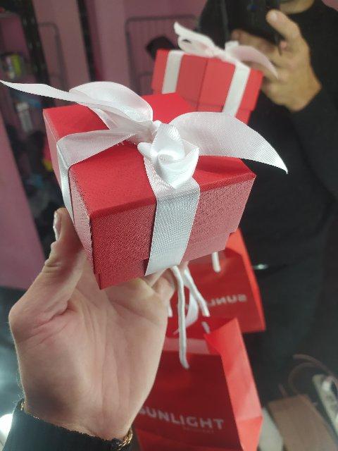Сережки на подарок