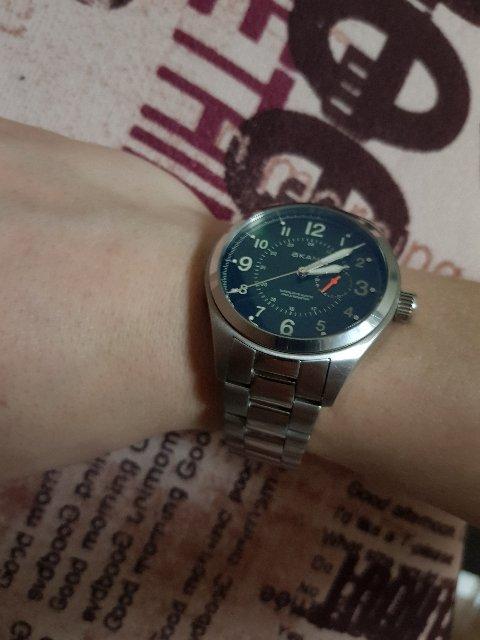 Купил часы для повседневного пользования