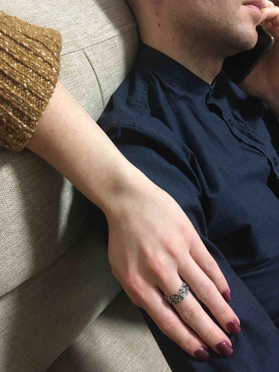 Очаровательное кольцо