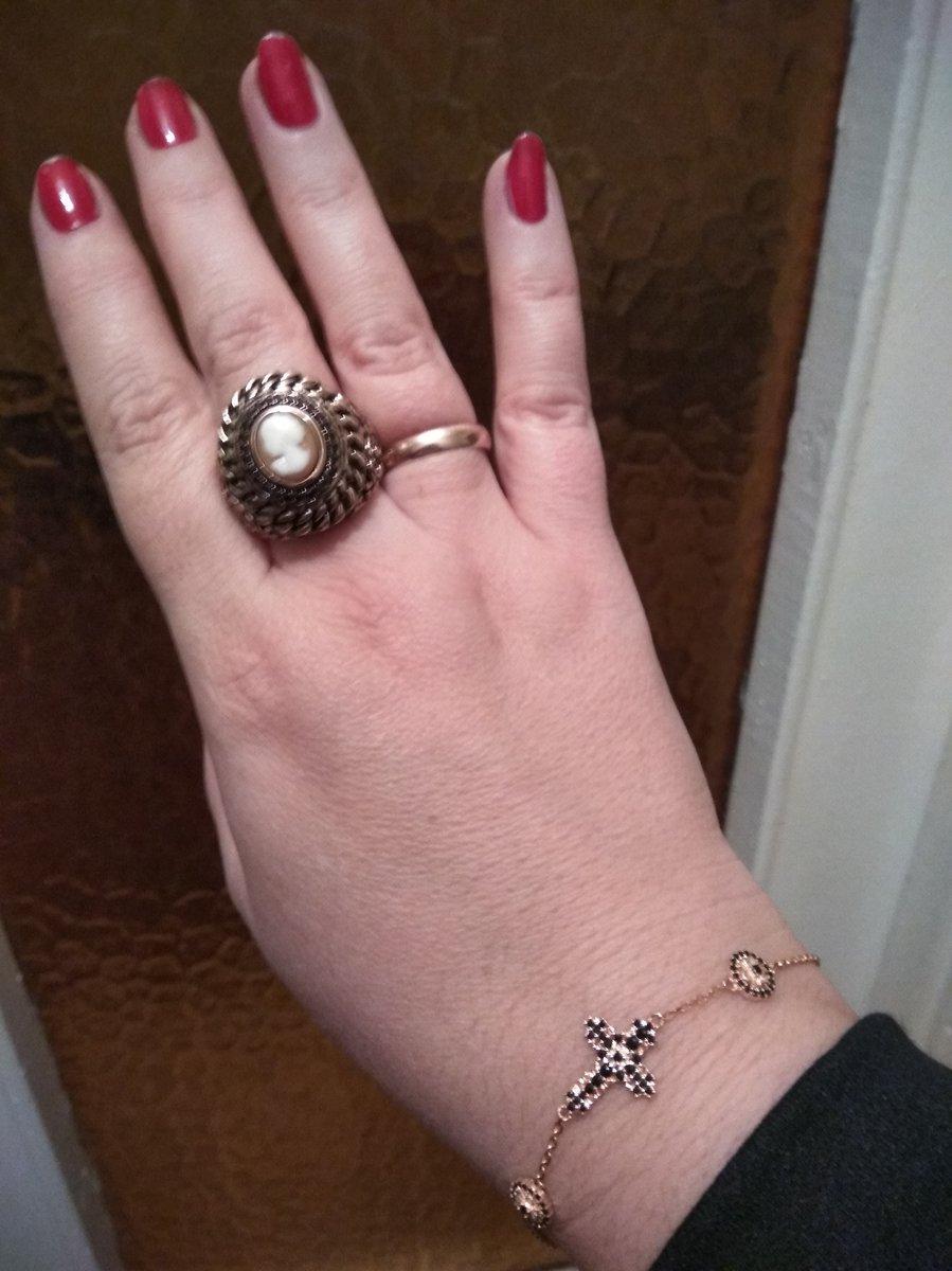 Винтажный перстень!