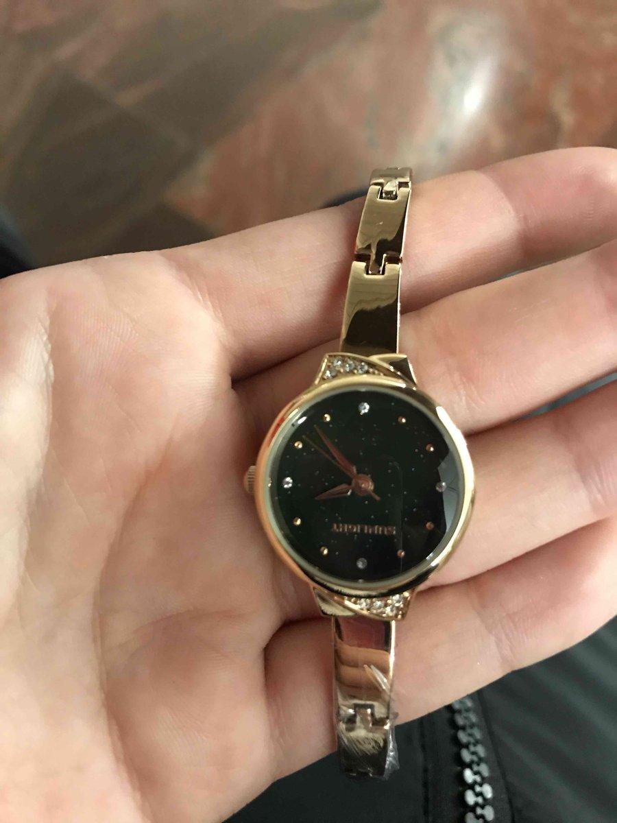 Миниатюрные часы 😌