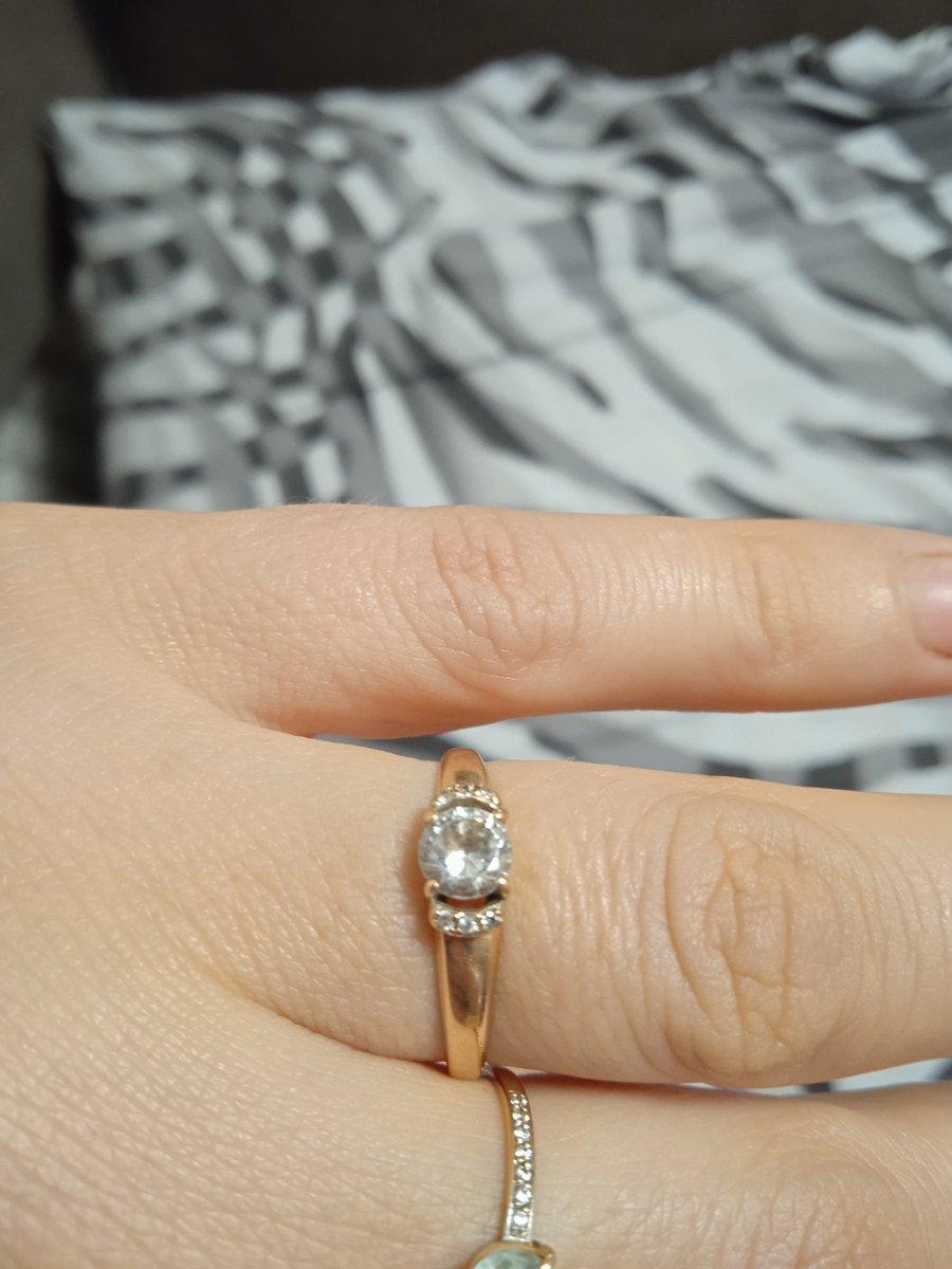 Отличное кольцо,мне очень понравилось и размер как раз подошёл)))