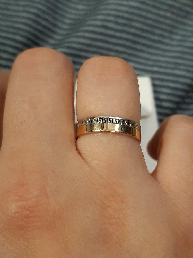Потрясающее кольцо с миандром