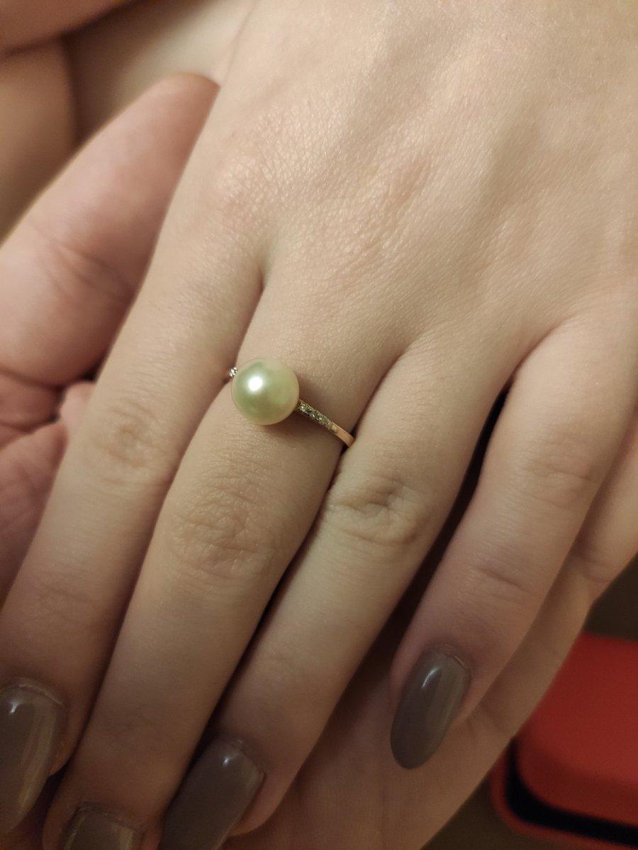 Безумно нежное кольцо