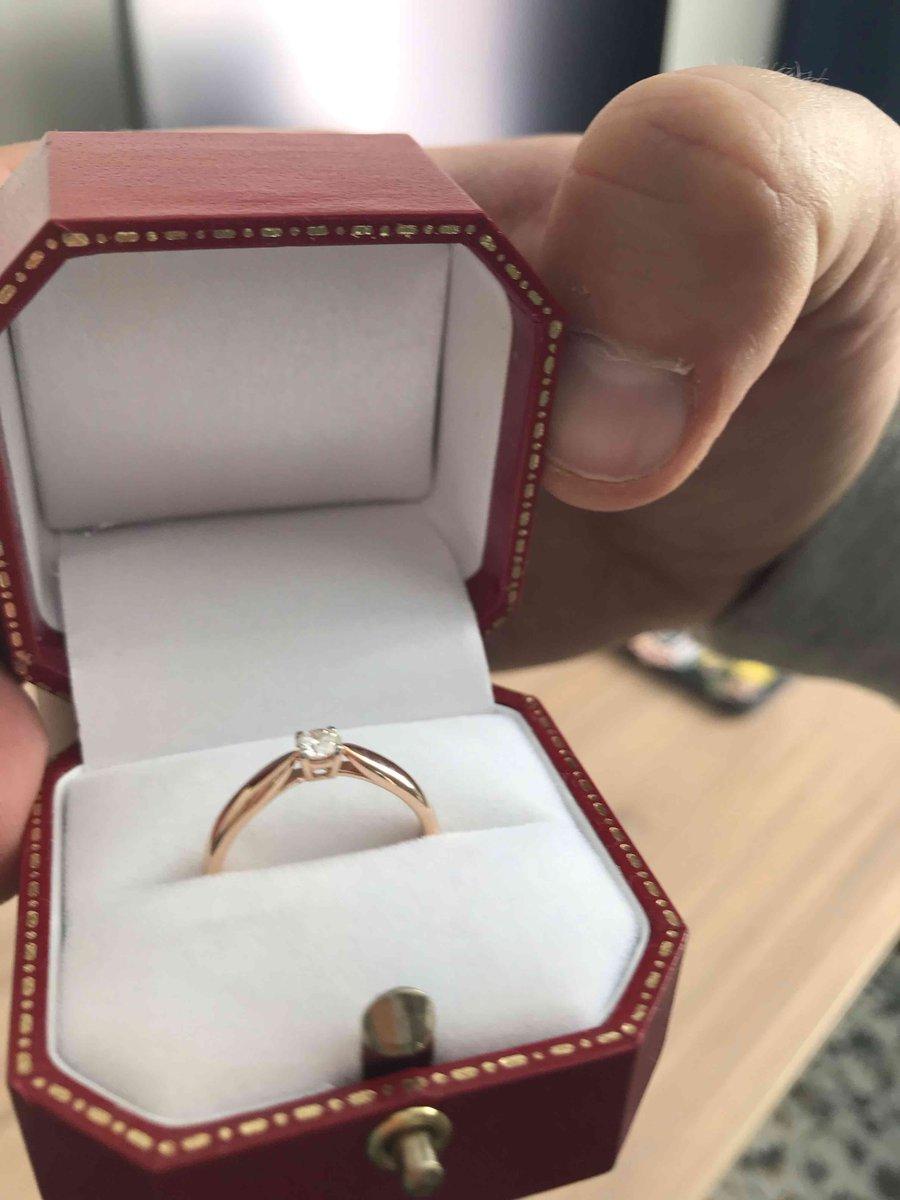 Отличное кольцо для помолвки !!!!