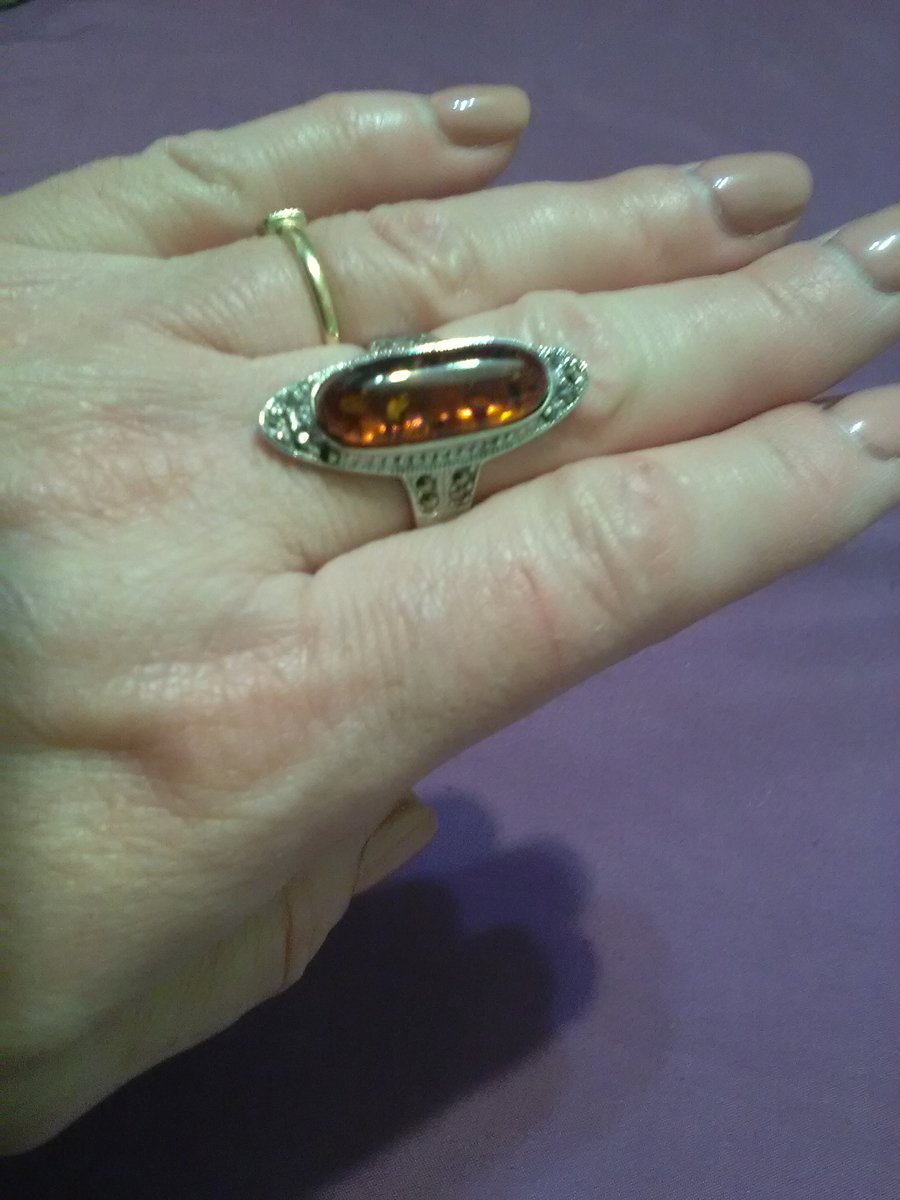 Обалденный перстень