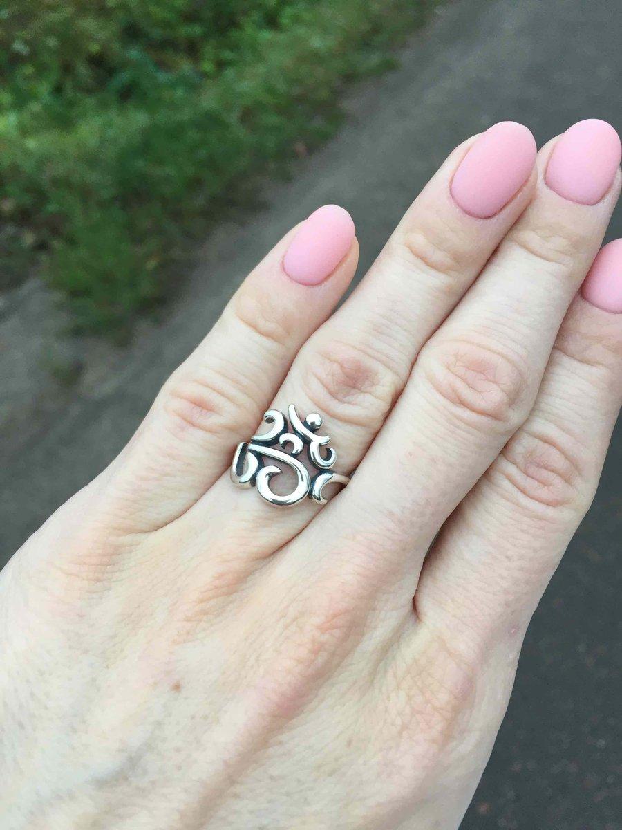 Волшебные кольца и серьги