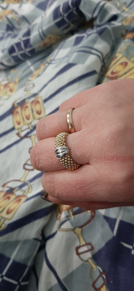 Кольцо19 серебро
