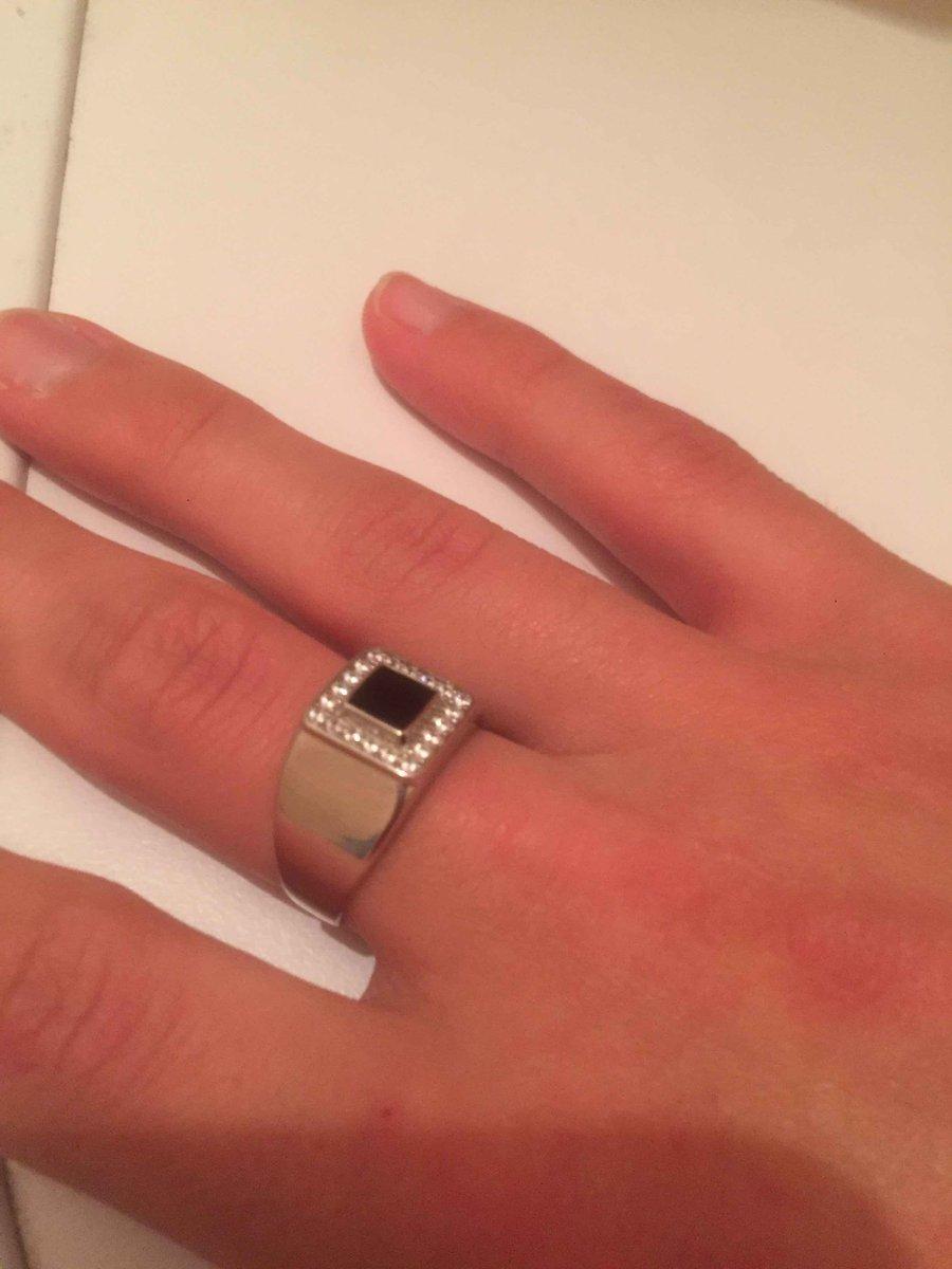 Замечательные кольца!