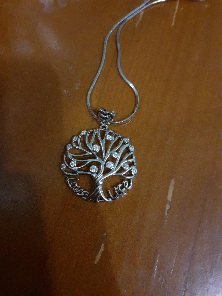 Кулон дерево