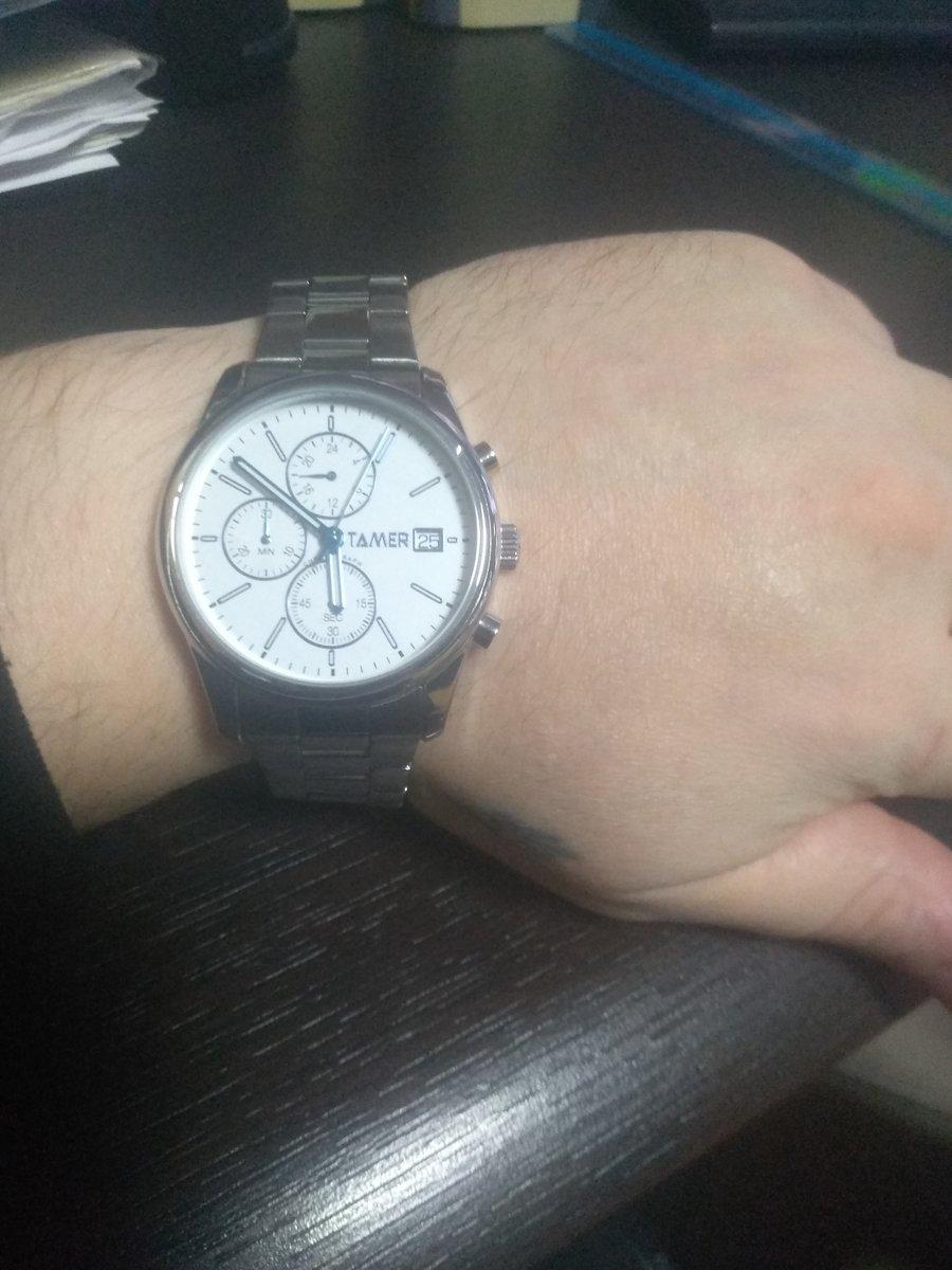 Часы тамер