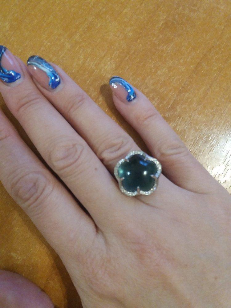 Нарядное кольцо