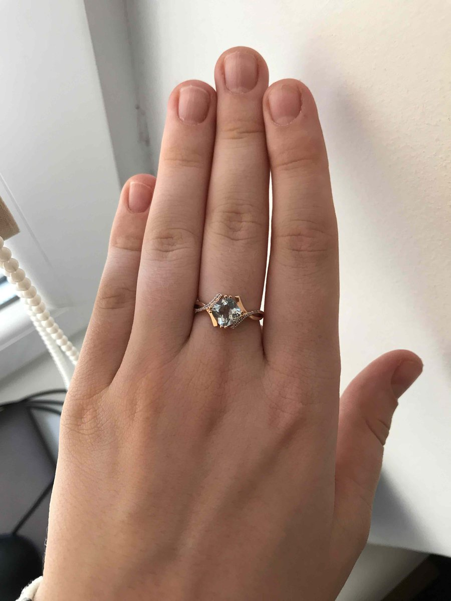 Очень красивое кольцо 🥰