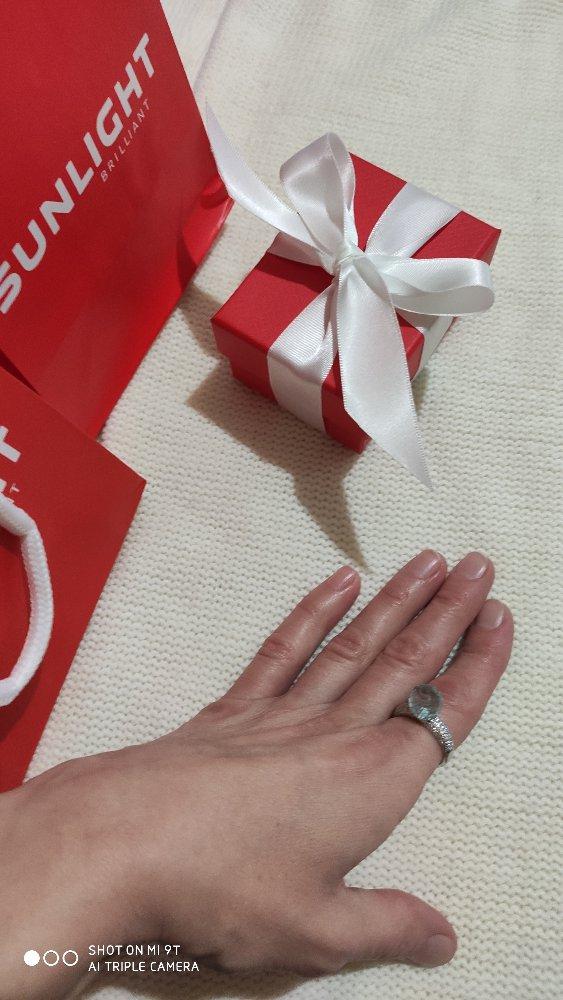 Очень интересное кольцо!