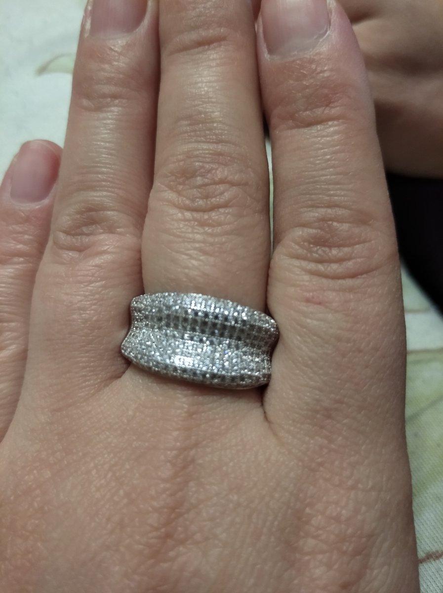 Сверкающее кольцо
