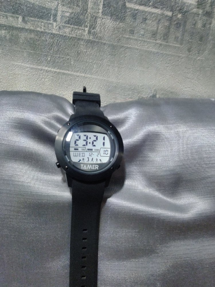 Часы удобные,но...