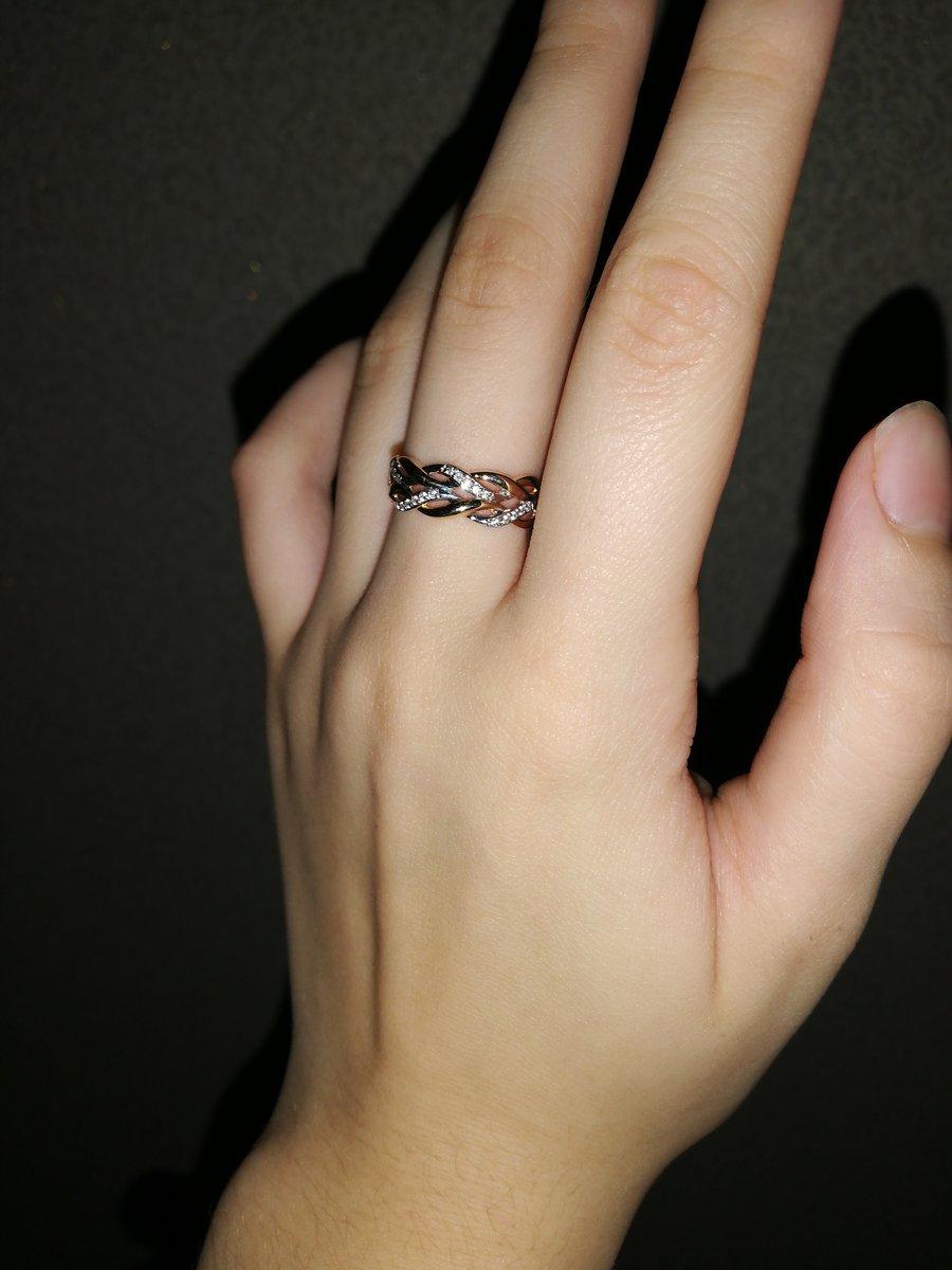 Красивое кольцо, спасибо.