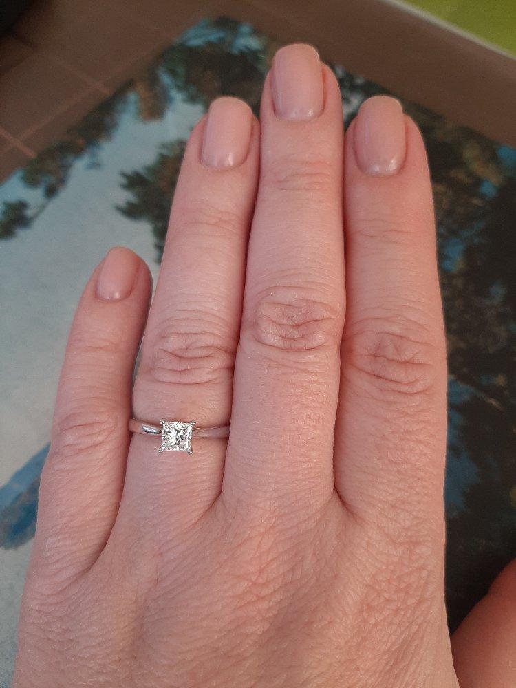 Отличное кольцо за приемлемую цену (со скидкой 50%).
