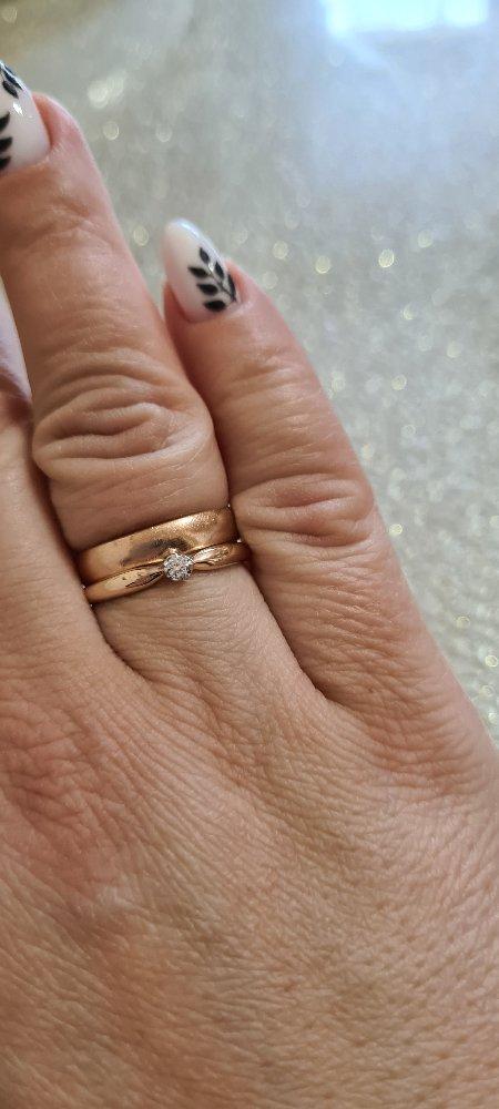 Кольцо 💍 дополнение к обручалке