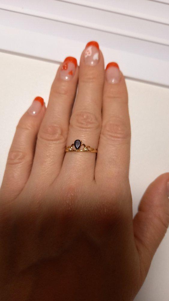 Спасибо за замечательное кольцо