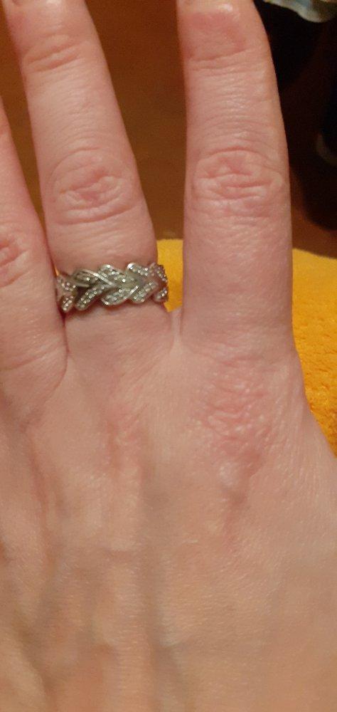 Серебро кольцо