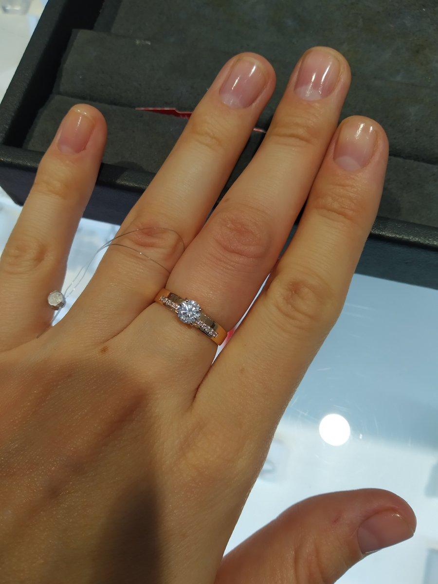 Изящное кольцо!!
