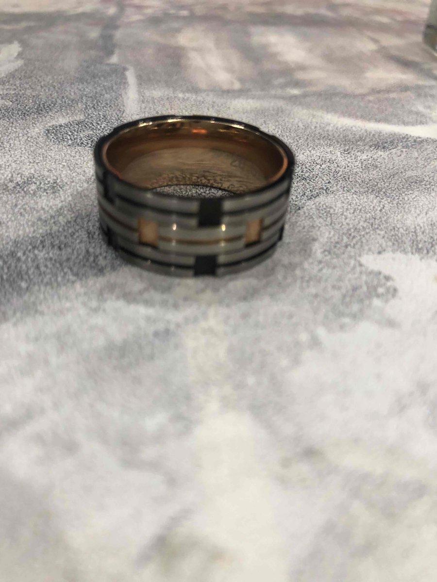 Мужское стальное кольцо , подошло идеально) , долго искал- наконец нашел !!