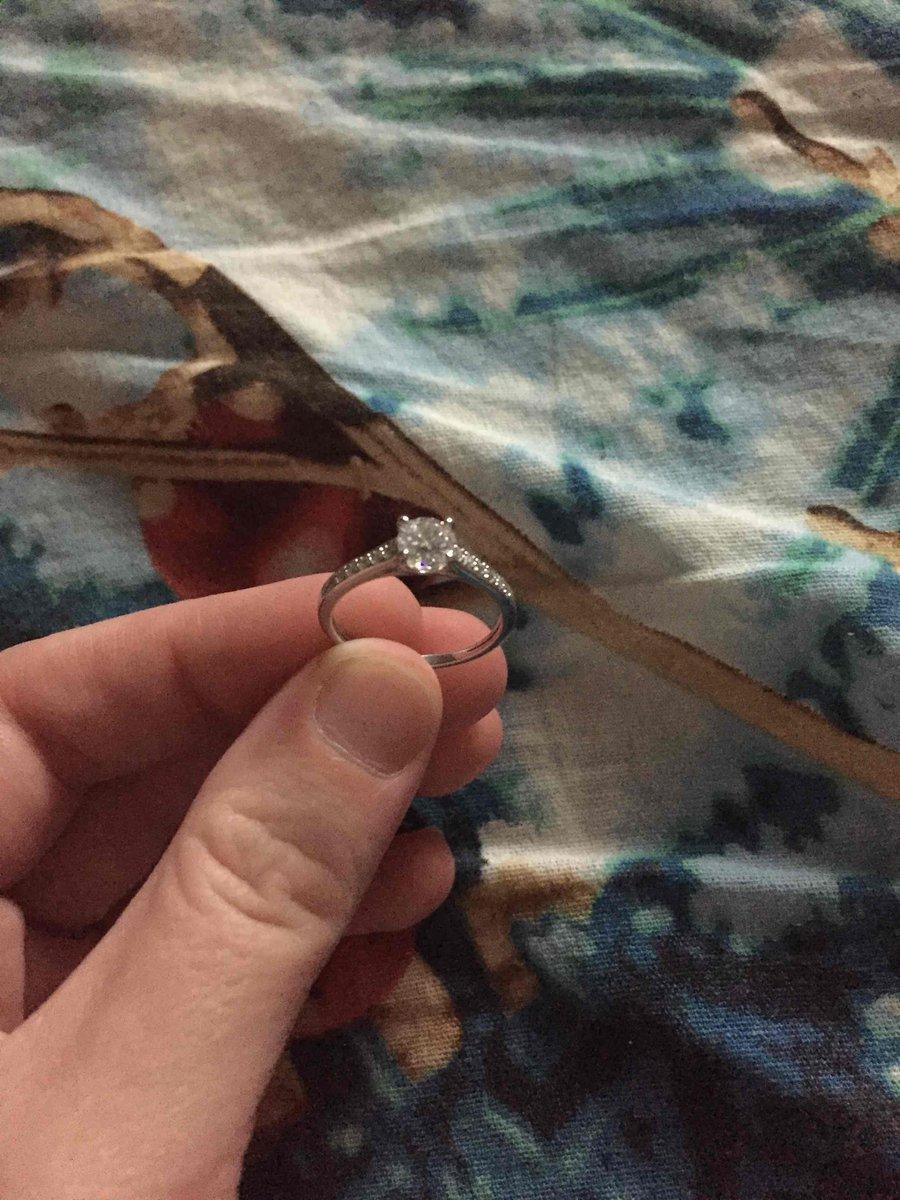 Серебрянное колечко