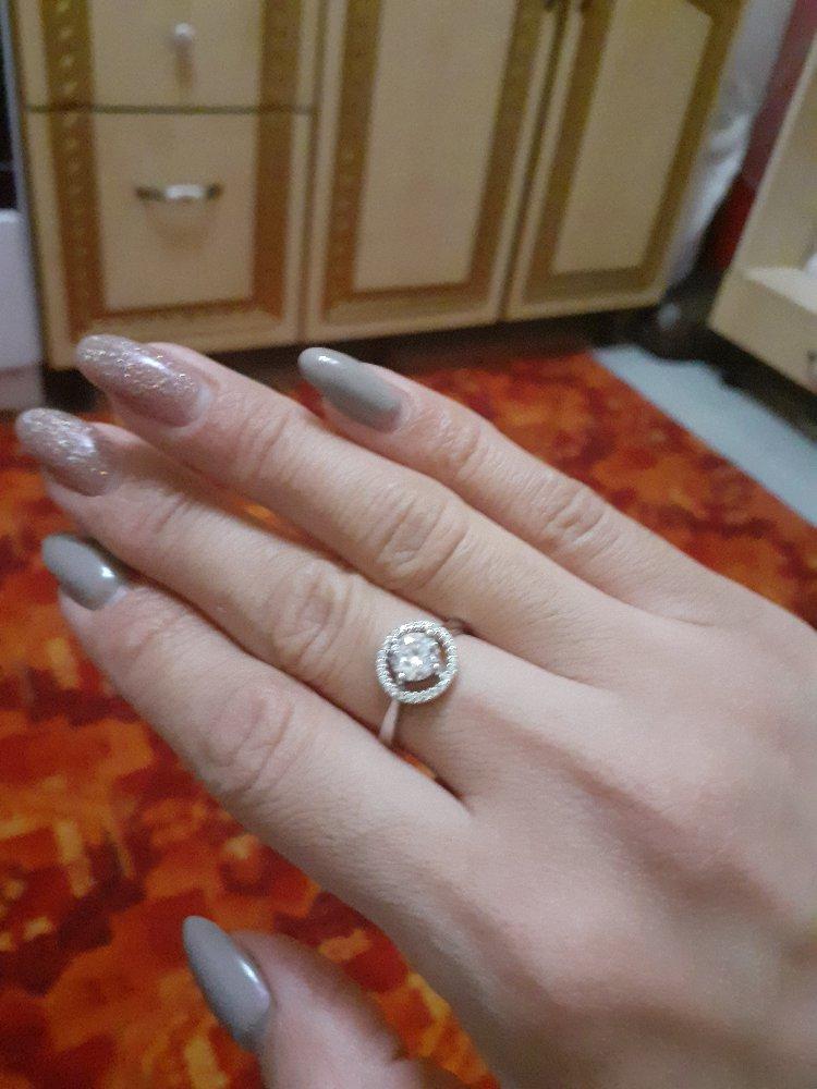 Серебрено кольцо с феанитом