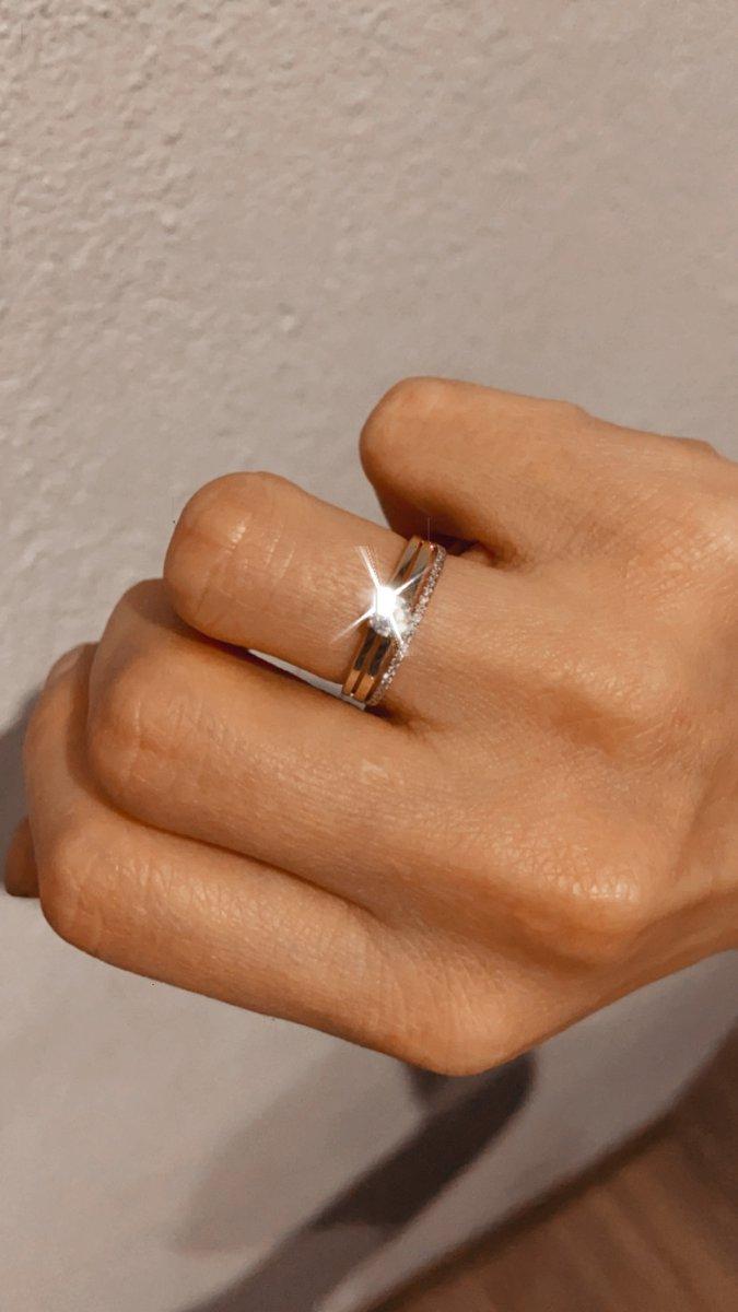 Красивое кольцо на подарок
