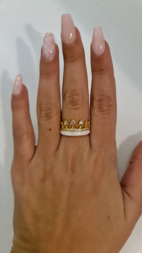 Корона на палец