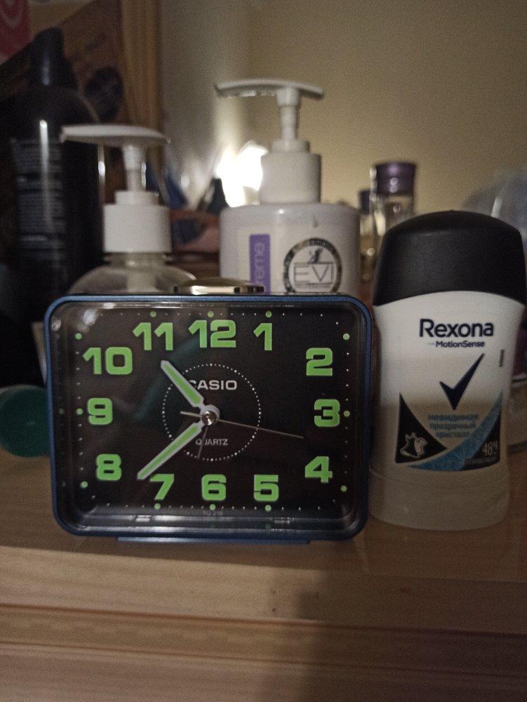 Часы-будильник касио