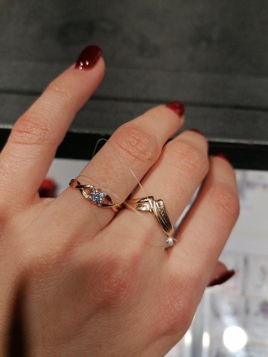 Кольцо для тех, кто любит минимализм
