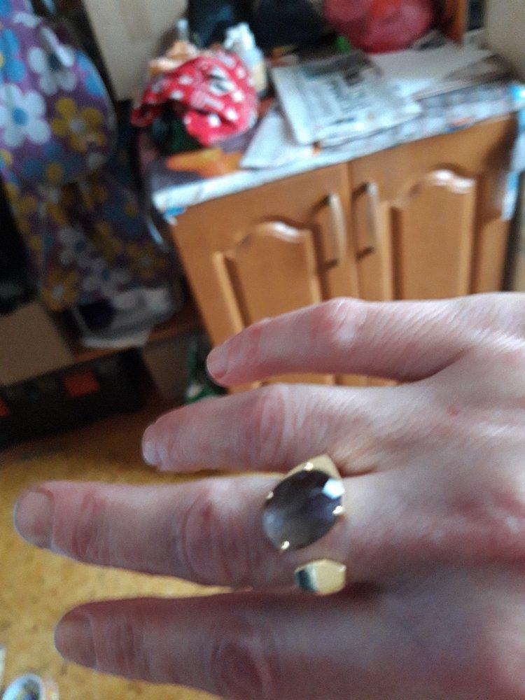 Красивый перстень!