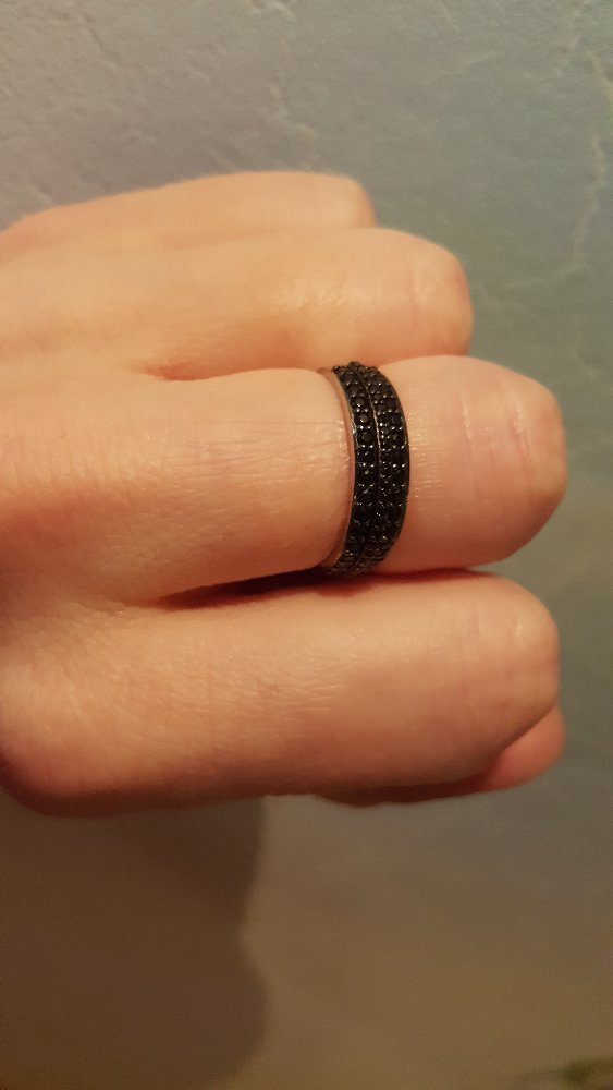 Блеск чёрных бриллиантов