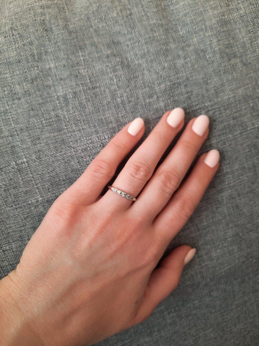 Мои первые бриллианты - выше всех похвал!