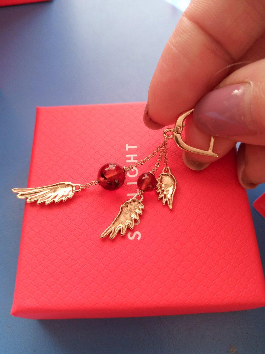Серьги для ангела