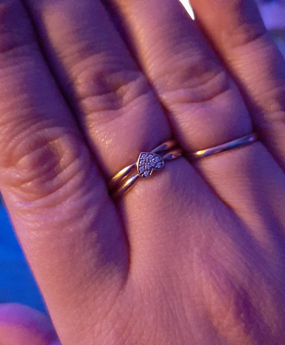Ношу кольцо 2 года!