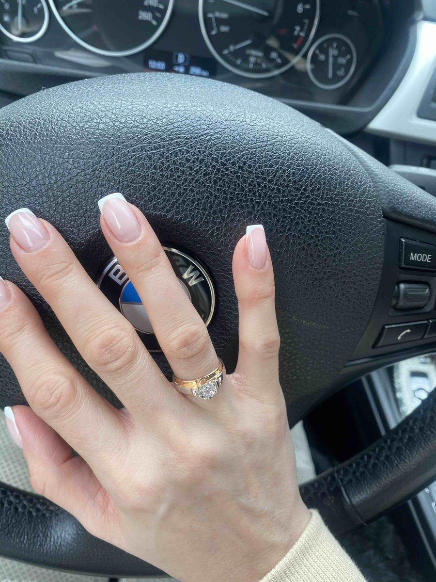 Стильное и изящное кольцо!