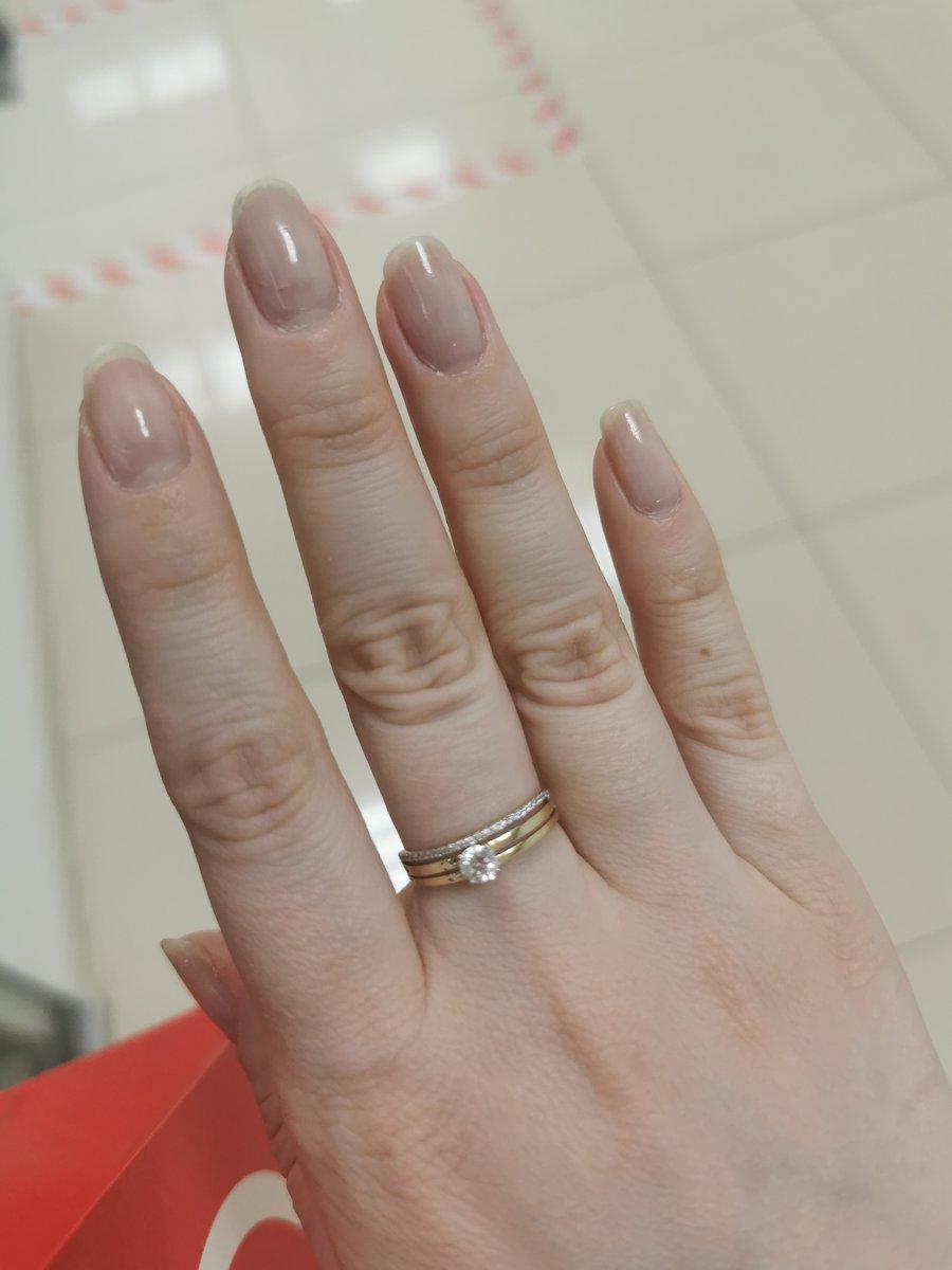 Теперь моё любимое кольцо