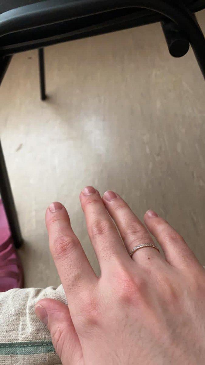 Увидела это кольцо и поняла что моя подруга будет рада !