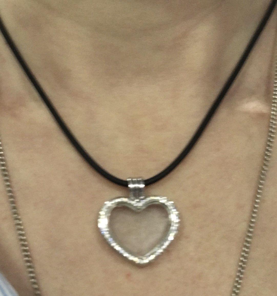 Медальон «сердце»