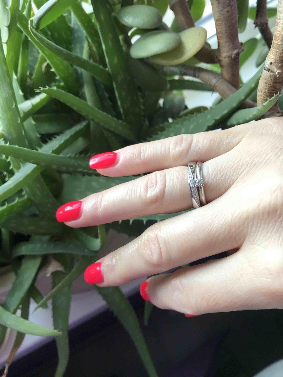 Нетривиальное обручальное кольцо