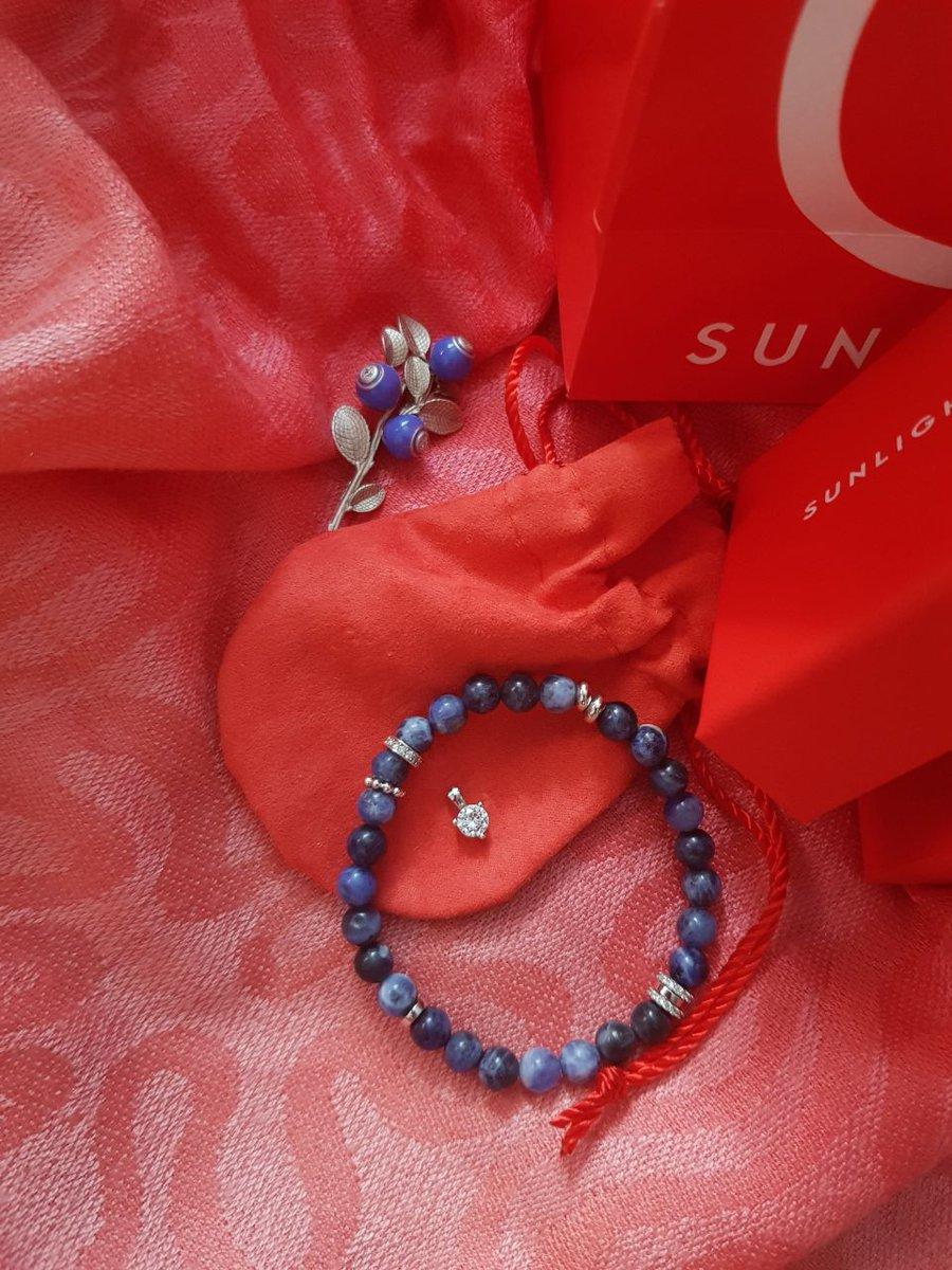 Сиренево-голубое чудо